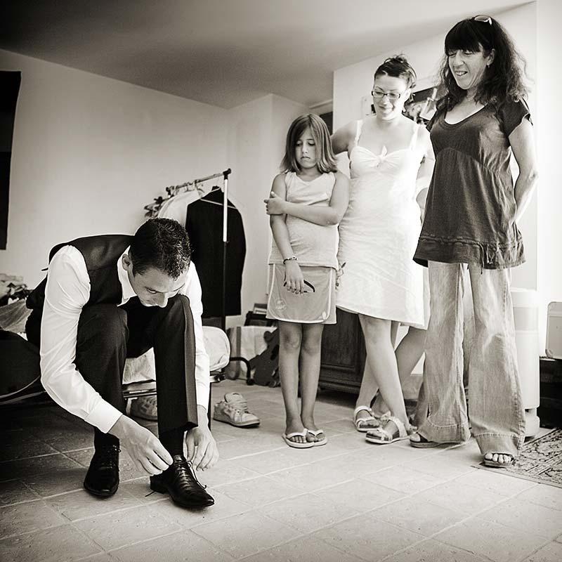 Photo mariage saint germain laval