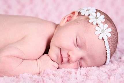 Photo de bébé, naissance