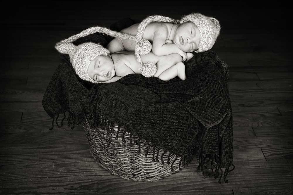 Photo bebe jumeaux