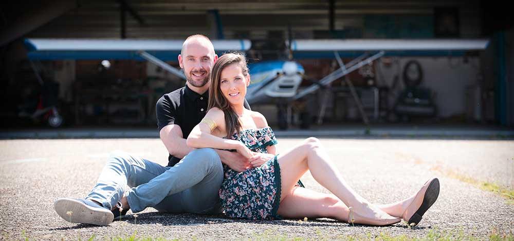 Photo de couple originale