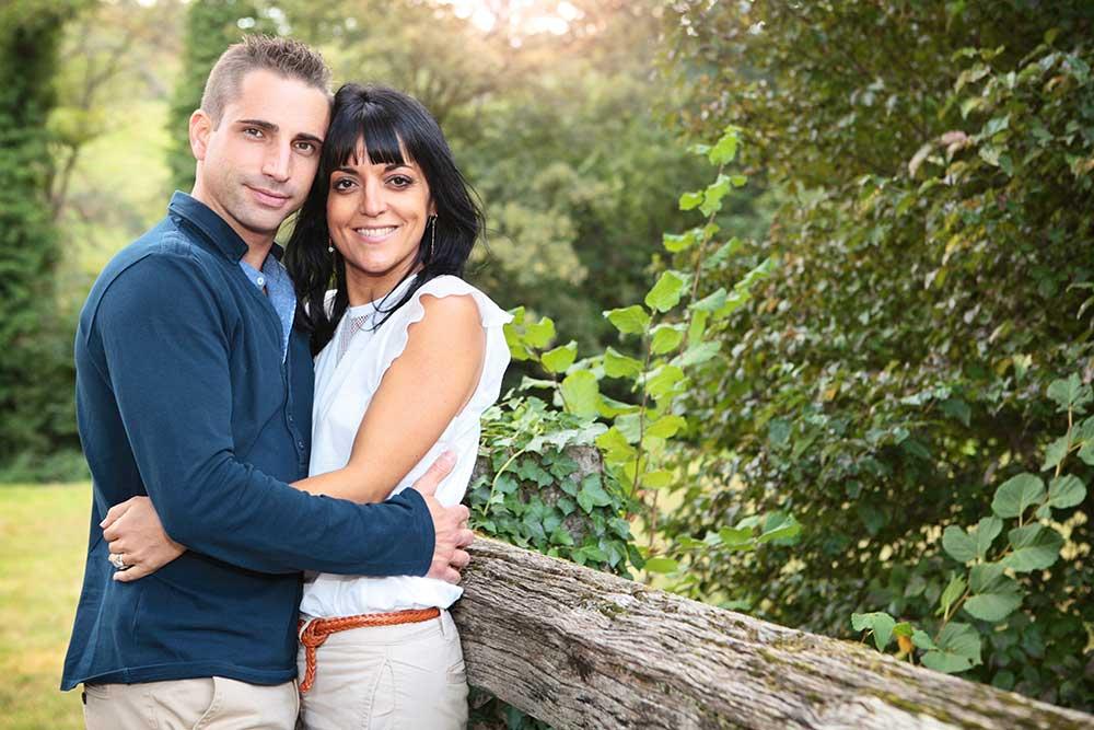 Photographe couple Saint-Chamond