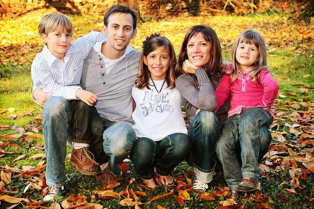 Photographe famille rive-de-gier