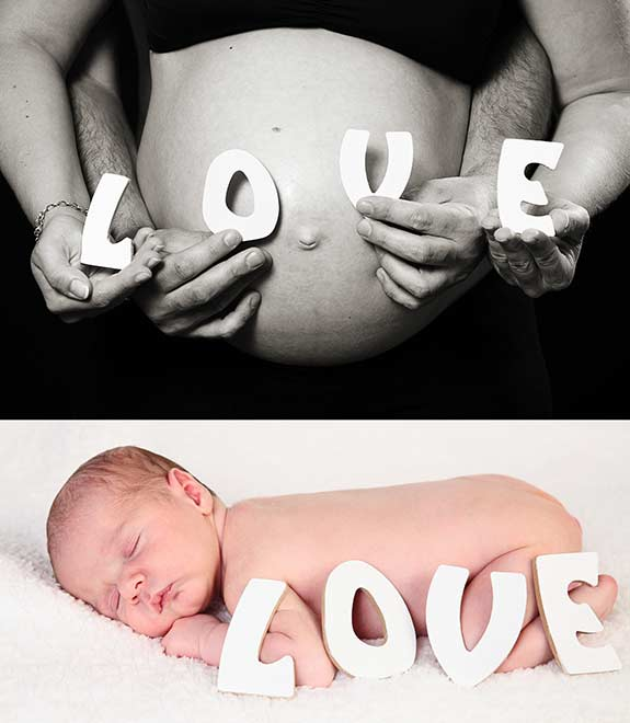 Photographe grossesse naissance lyon