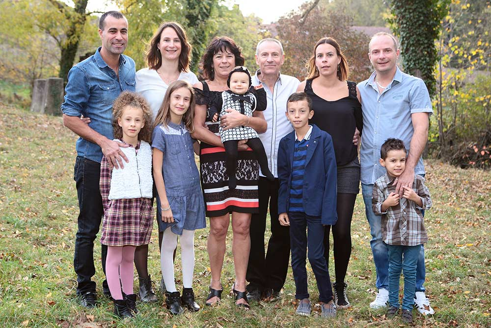 Photographe famille Saint-Chamond