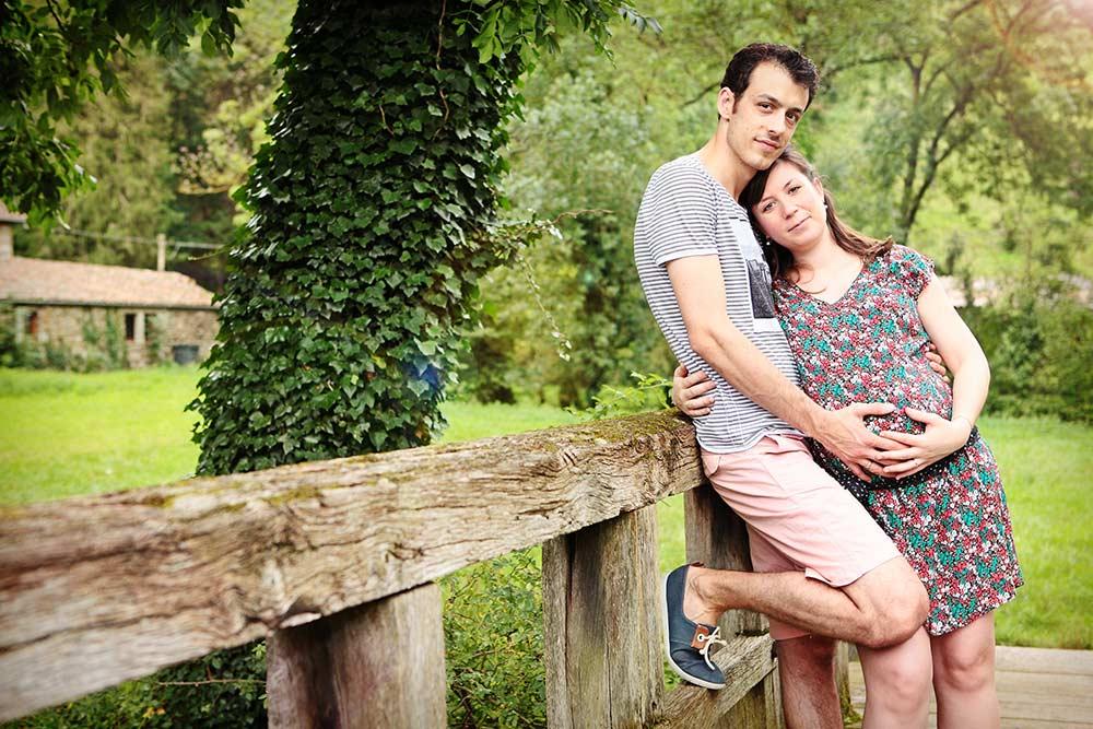 Photos de grossesse extérieur