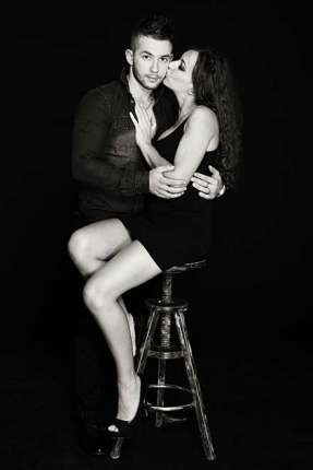 Photo-couple-noir-et-blanc