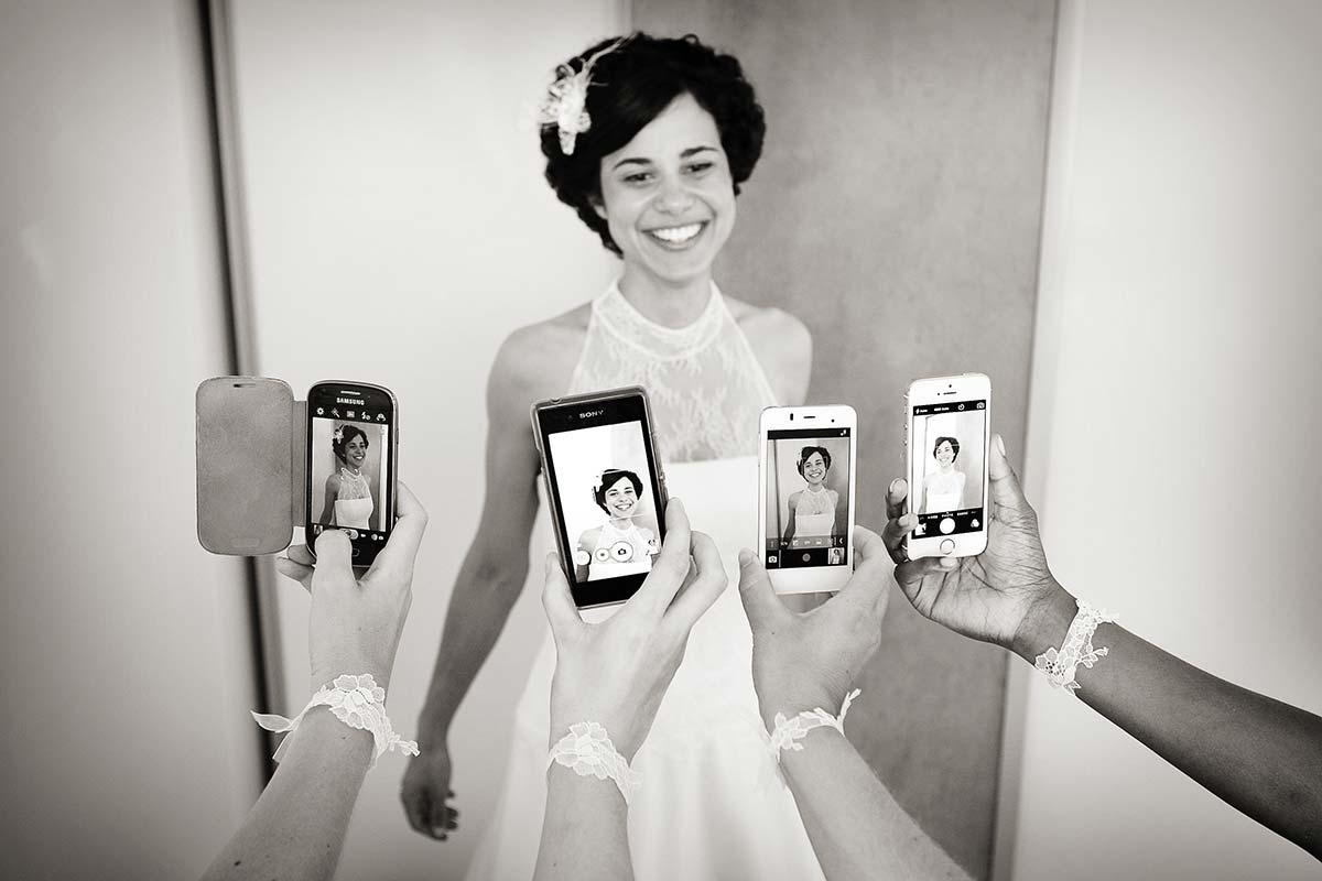 Photos mariage originales